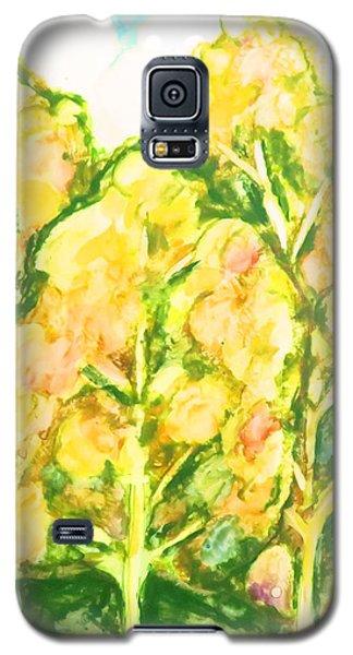 Spring Fantasy Foliage Galaxy S5 Case