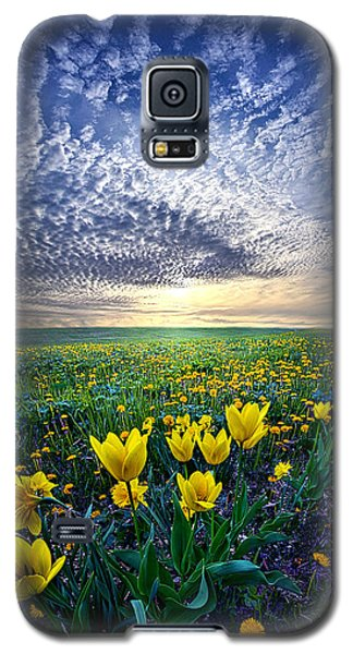 Spring Fever Galaxy S5 Case