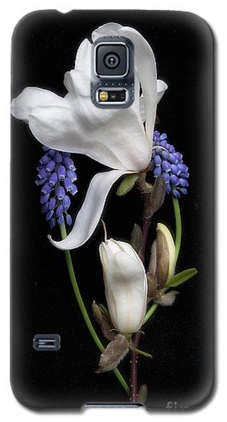 Spring Flowers Galaxy S5 Case