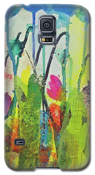 Spring Flowers Galaxy S5 Case