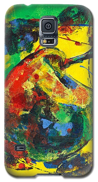 Spring Freshness With Autumn Pear Galaxy S5 Case