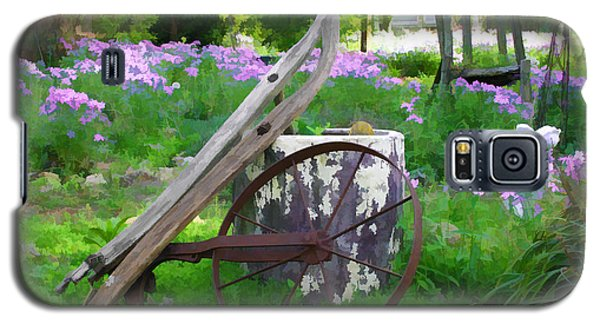 Spring Garden Galaxy S5 Case