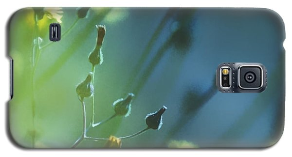 Spring Grass Galaxy S5 Case