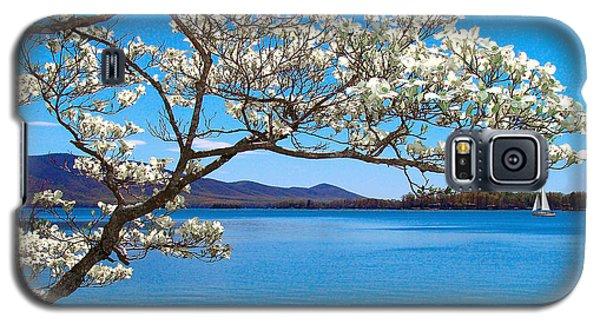 Spring Has Sprung Smith Mountain Lake Galaxy S5 Case