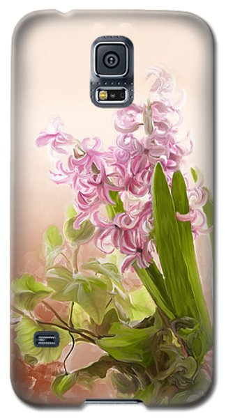 Spring Hyacinth Galaxy S5 Case