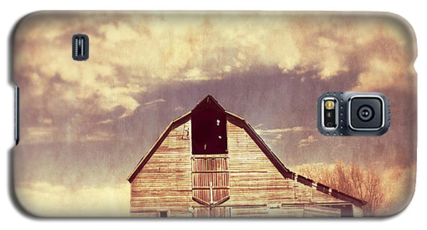 Galaxy S5 Case featuring the photograph Spring In Kansas  by Julie Hamilton