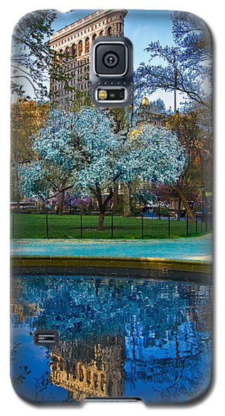 Spring In Madison Square Park Galaxy S5 Case