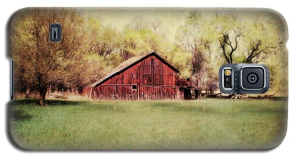 Spring In Nebraska Galaxy S5 Case by Julie Hamilton