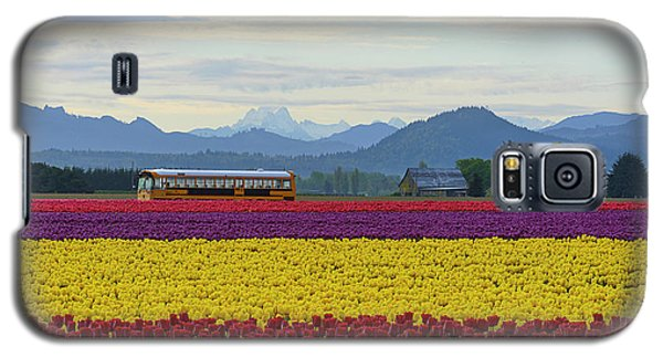 Spring In Skagit Valley Galaxy S5 Case