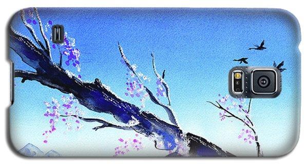 Spring In The Mountains Galaxy S5 Case by Irina Sztukowski