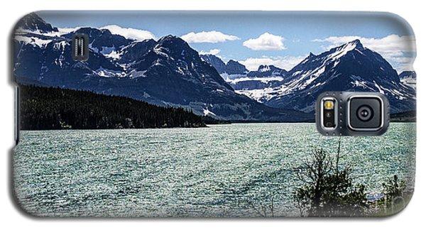 Many Glacier Galaxy S5 Case