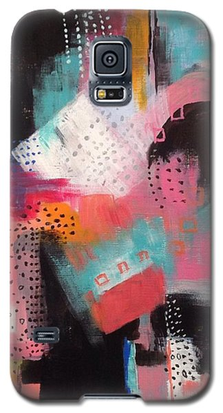 Squiggles And Wiggles  #7 Galaxy S5 Case by Suzzanna Frank