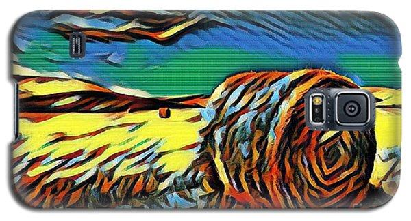 Spring Landscape Galaxy S5 Case
