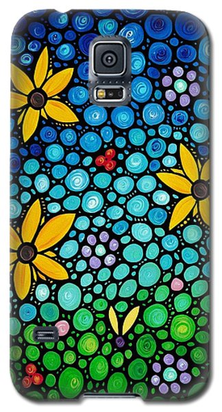 Spring Maidens Galaxy S5 Case