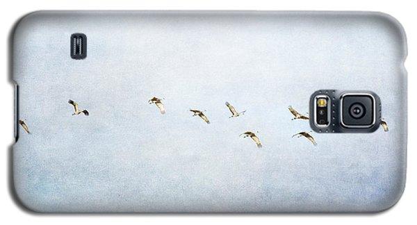 Spring Migration 2 - Textured Galaxy S5 Case