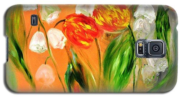 Spring Mood Galaxy S5 Case by Evelina Popilian