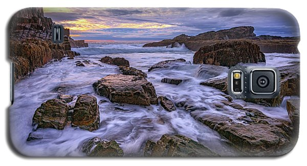 Spring Morn At Bald Head Cliff Galaxy S5 Case by Rick Berk
