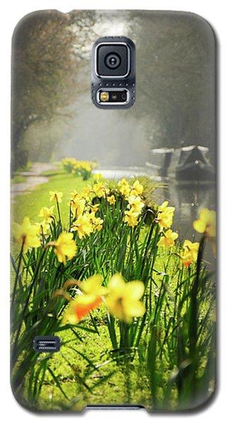 Spring Morning Galaxy S5 Case