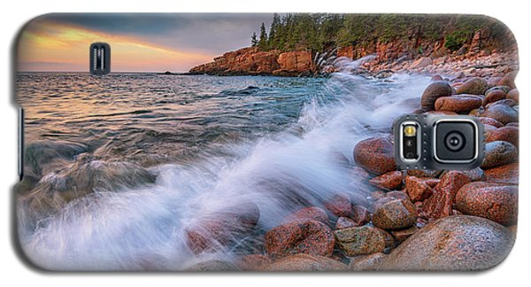 Spring Morning In Acadia National Park Galaxy S5 Case by Rick Berk