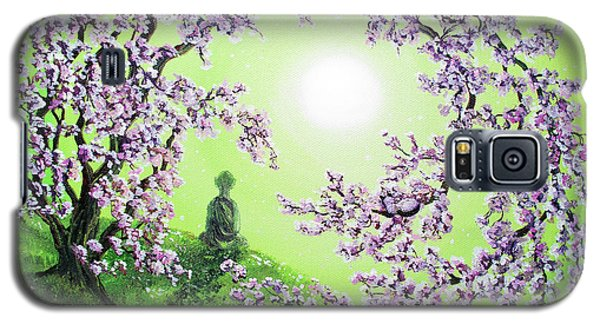Spring Morning Meditation Galaxy S5 Case