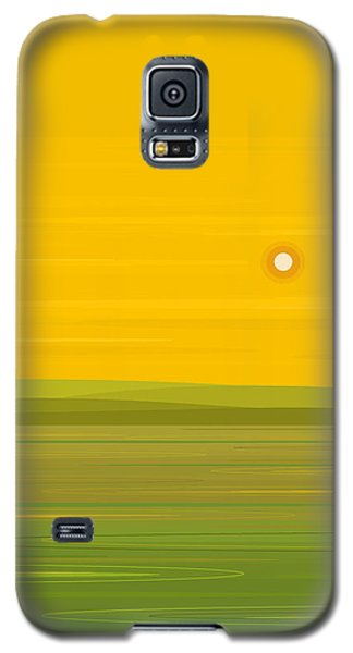 Spring Morning Galaxy S5 Case by Val Arie