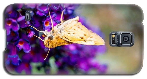 Spring Moth Galaxy S5 Case