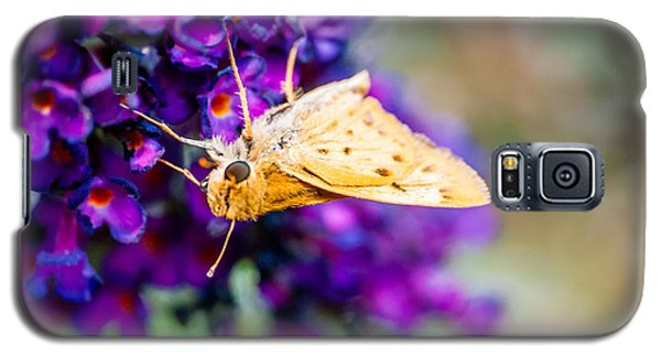 Spring Moth Galaxy S5 Case