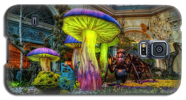 Spring Mushrooms Galaxy S5 Case by Stephen Campbell