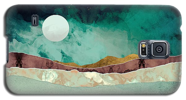 Landscapes Galaxy S5 Case - Spring Night by Katherine Smit