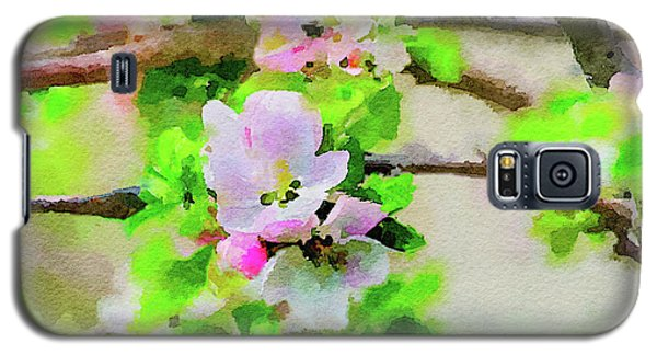 Spring On A Branch Galaxy S5 Case