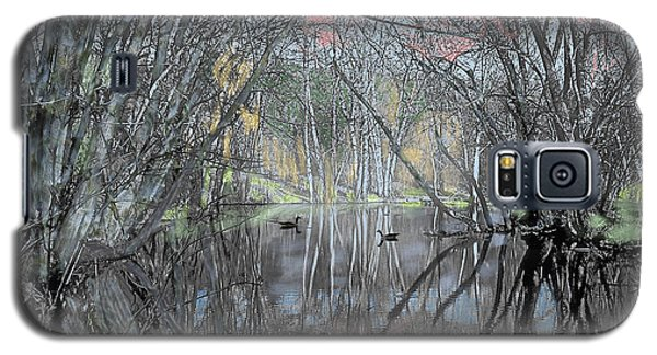 Spring On The Backwater Galaxy S5 Case
