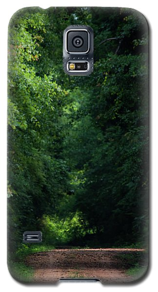 Galaxy S5 Case featuring the photograph Spring Path Of Light by Shelby Young