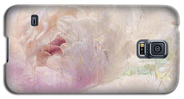 Spring Peony Galaxy S5 Case by Karen Lynch