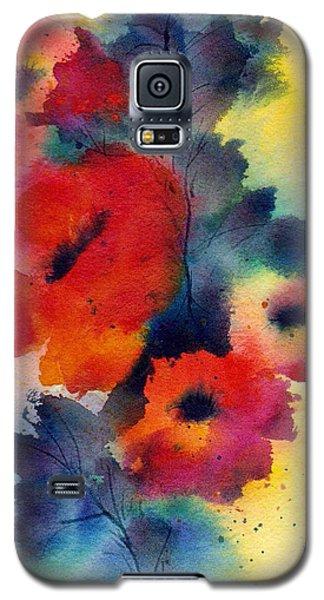 Spring Quartet Galaxy S5 Case