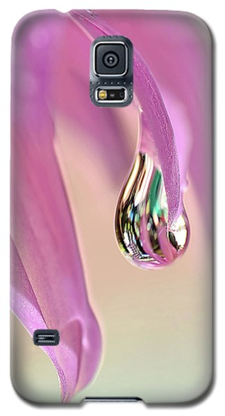 Spring Raindrop By Kaye Menner Galaxy S5 Case