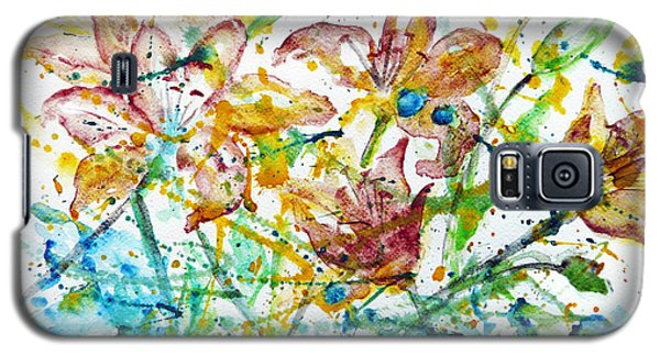 Spring Rhapsody Galaxy S5 Case by Jasna Dragun