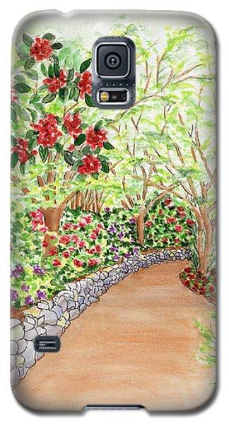 Spring Rhodies Galaxy S5 Case