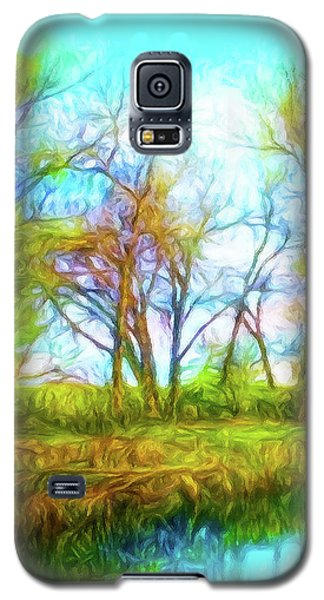 Spring River Rambling Galaxy S5 Case