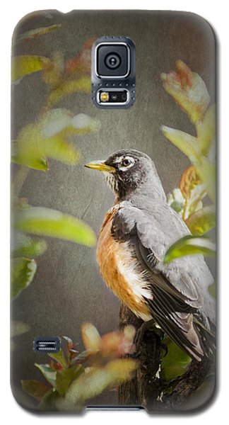 Spring Robin Galaxy S5 Case