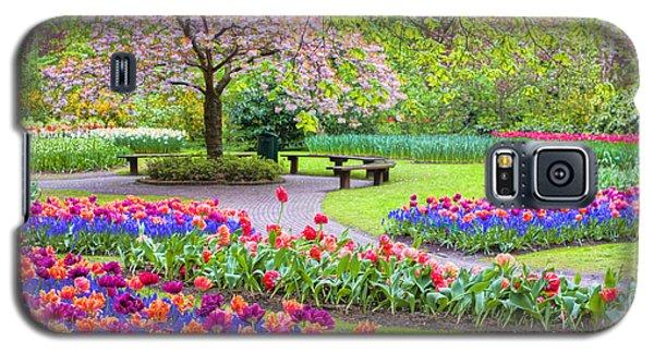 Spring Season Galaxy S5 Case