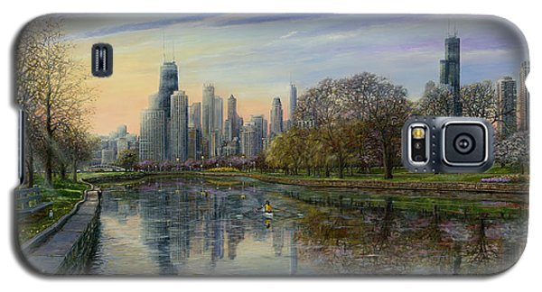 Spring Serenity  Galaxy S5 Case by Doug Kreuger