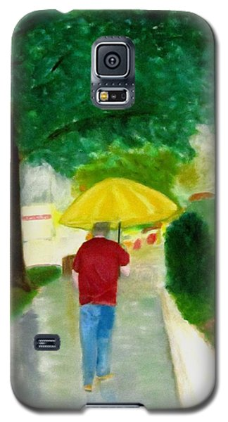 Galaxy S5 Case featuring the painting Spring Series IIi by Patricia Cleasby