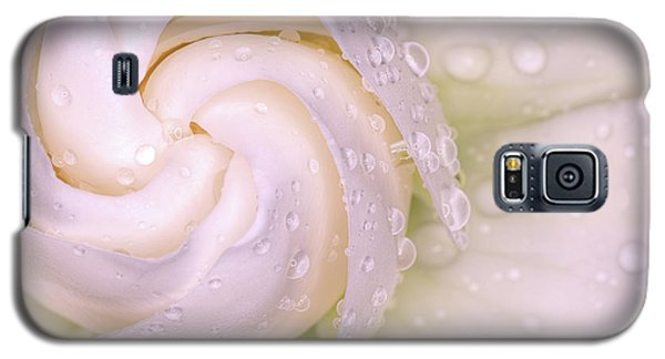 Spring Showers On The Gardenia Galaxy S5 Case by JC Findley