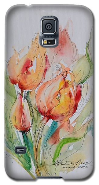 Spring Smiles Galaxy S5 Case