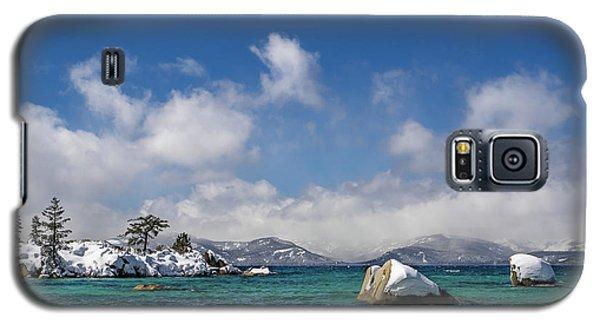 Spring Snow Galaxy S5 Case