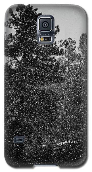 Spring Snowstorm Galaxy S5 Case