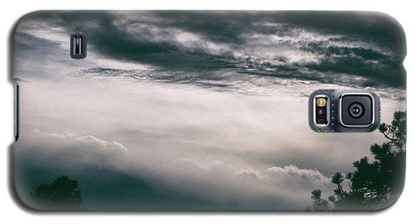 Spring Storm Cloudscape Galaxy S5 Case