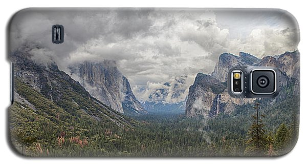 Spring Storm Yosemite Galaxy S5 Case