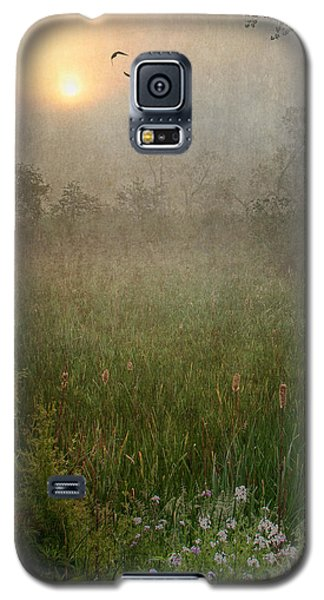 Spring Sunrise In The Valley Galaxy S5 Case