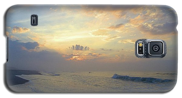 Spring Sunrise Galaxy S5 Case